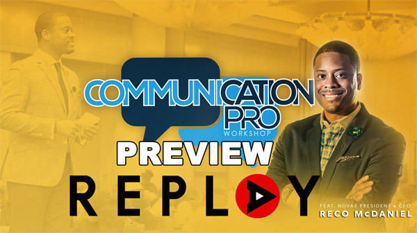 Communication Pro Preview